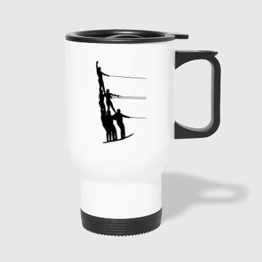 Water Sports Water Ski Water Sports - Travel Mug