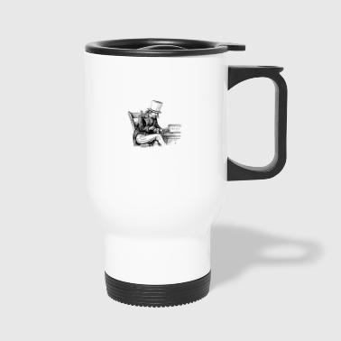 The Smoker - Travel Mug
