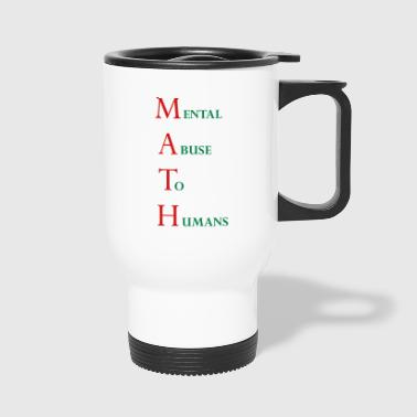 Math math - Travel Mug