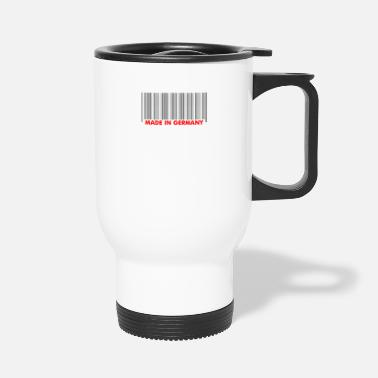 Germany Made In Germany - Travel Mug