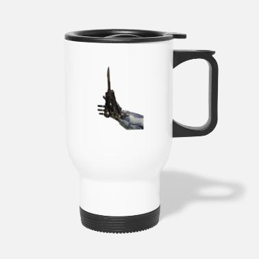 Butterfly Knife BUTTERFLY KNIFE - Travel Mug