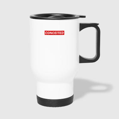 conceited - Travel Mug