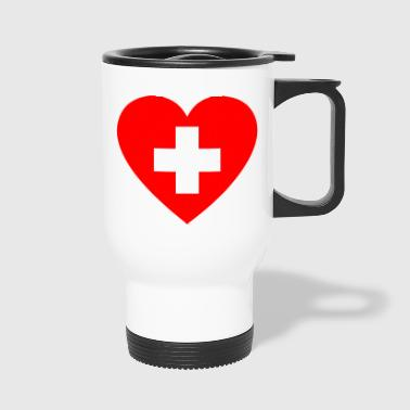 First aid - Travel Mug