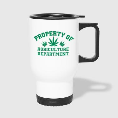 Agriculture Department - Travel Mug