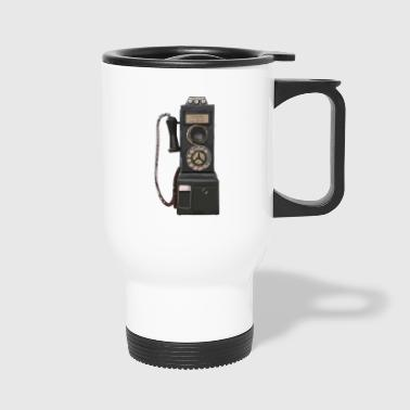pay phone2 - Travel Mug