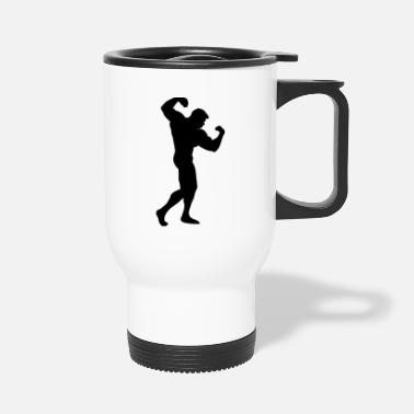 Body Builder Body Builder - Travel Mug