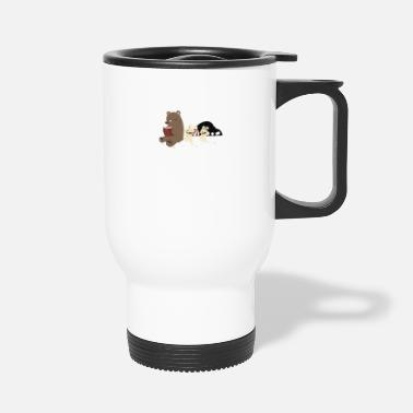 Fun fun dude fun - Travel Mug