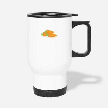 Carrot Carrots - Travel Mug