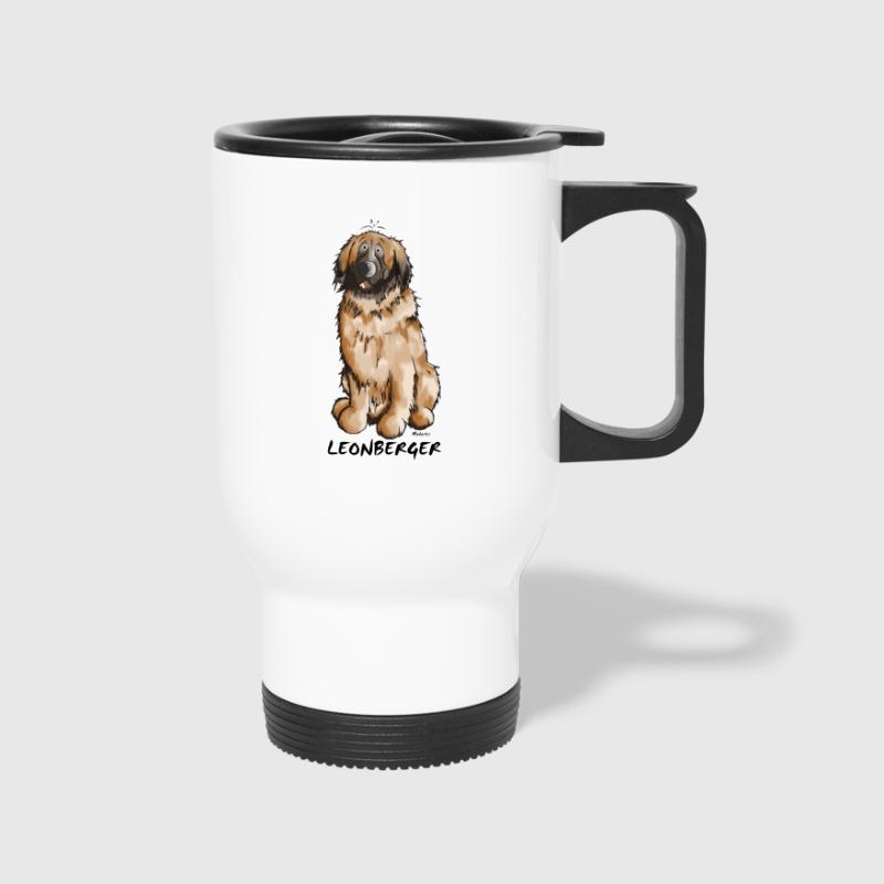 Leon the Leonberger - Travel Mug