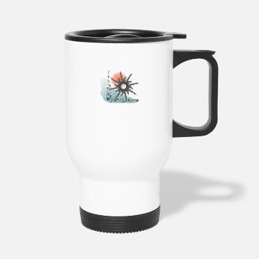 Wheel The Wheel - Travel Mug