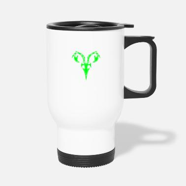 Abstract Abstract - Travel Mug
