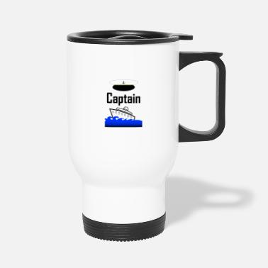 Captain Captain - Travel Mug