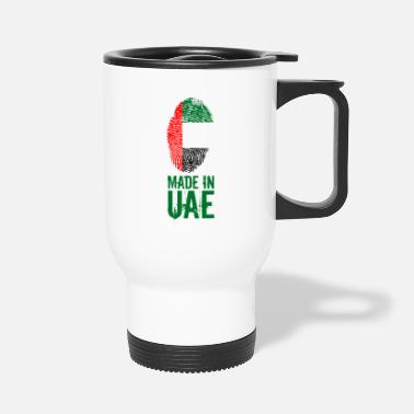 Uae Made In UAE / United Arab Emirates - Travel Mug