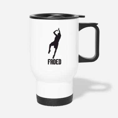 Fade faded - Travel Mug