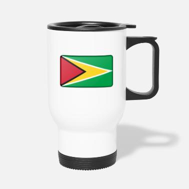 Guyana Guyana Flag - Travel Mug