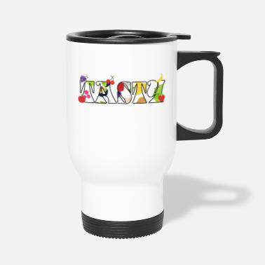 Tasty tasty - Travel Mug