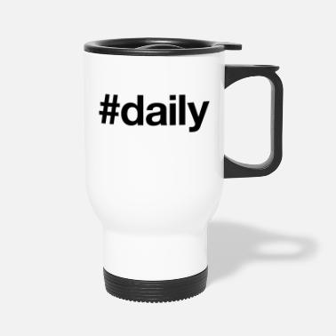 Daily DAILY - Travel Mug