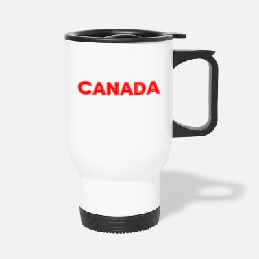 National Colours Canada - Montreal - National Colours - Vancouver - Travel Mug