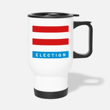 Elections Election - Travel Mug