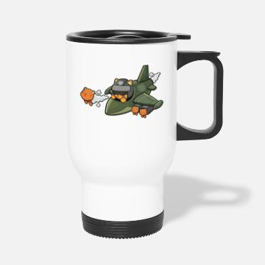 Jet JET CAT - Travel Mug