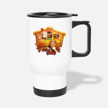 Bear - Travel Mug