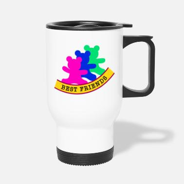 Best Friend And best friends / friends - Travel Mug