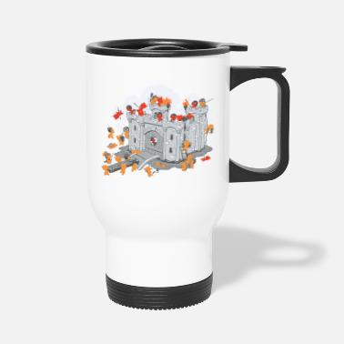 Sieg The Siege - Travel Mug