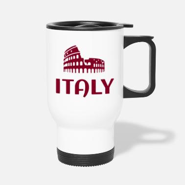 Country Abbreviation ITALY country - Travel Mug