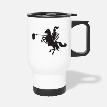 Armed Forces armed forces armed with brooms - Travel Mug