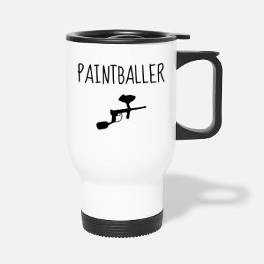 Paintball Paintball - Paintballer - Travel Mug