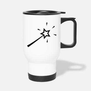 God Magic Wand, Princess - Travel Mug