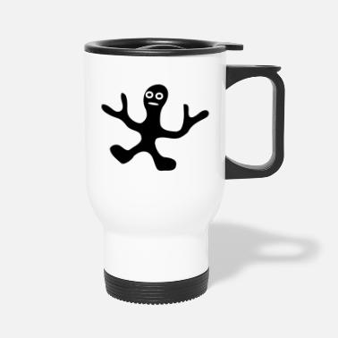 Monster monster - Travel Mug