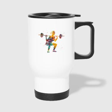 Bodybuilding - Travel Mug