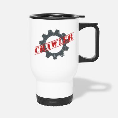 Crawler Crawler - Travel Mug