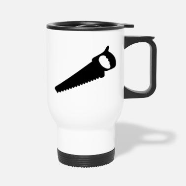 Saws saw - Travel Mug