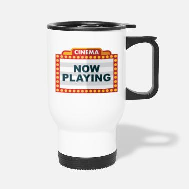 Marquee Theatre Marquee Sign - Travel Mug