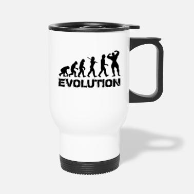 Gym GYM EVOLUTION - Travel Mug