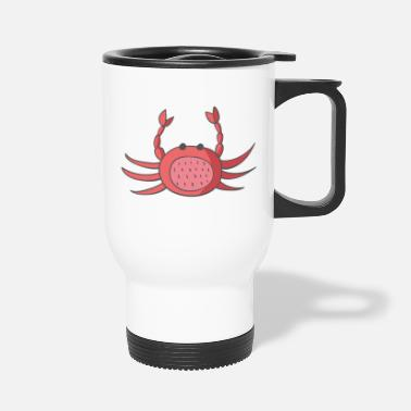 Crab crab - Travel Mug