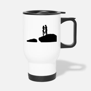 Stand stand on - Travel Mug