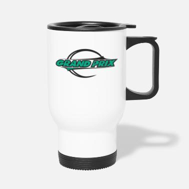Oil motorcycle oil - Travel Mug