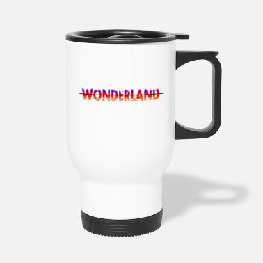 Trinity WONDERLAND - Travel Mug