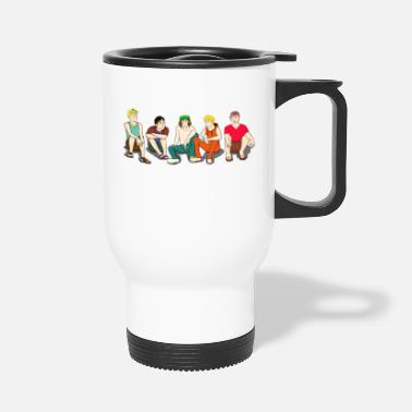 South South Park Boys - Travel Mug