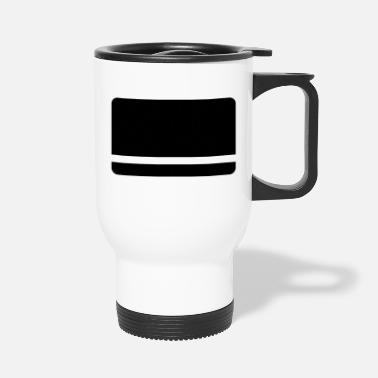 Cards card - Travel Mug