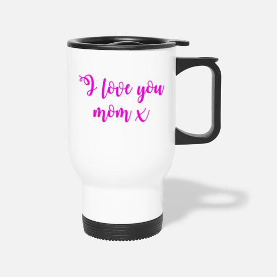 Love Mugs & Drinkware - Perfect for Mothers Day! - Travel Mug white