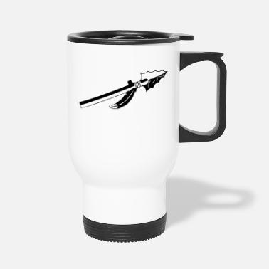 Spear spear - Travel Mug