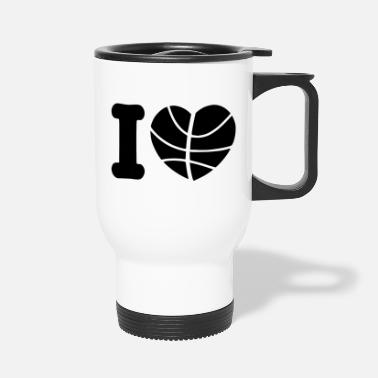 Basketball Lover basketball lover - Travel Mug