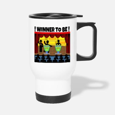 Right TV Game Show Contestant - TPIR (The Price Is...) - Travel Mug