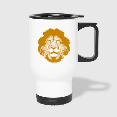 Lion-head Lion Head - Travel Mug