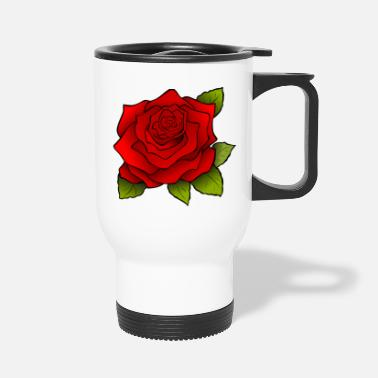 Blume Rose Blume - Travel Mug