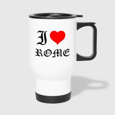 I love Rome - Travel Mug